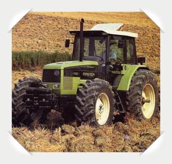 Hürlimann Master H6135 Traktor