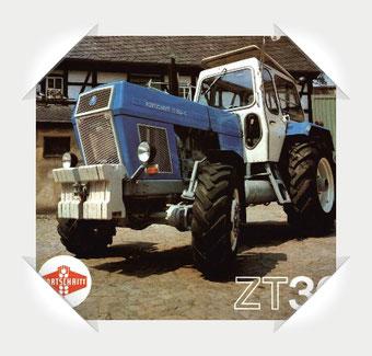 Fortschritt Traktor ZT 303
