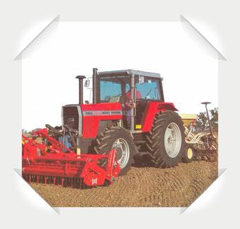 Massey Ferguson 2855 Traktor