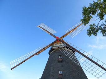 """Die Mühle """"Hoffnung"""" in Nübelfeld"""
