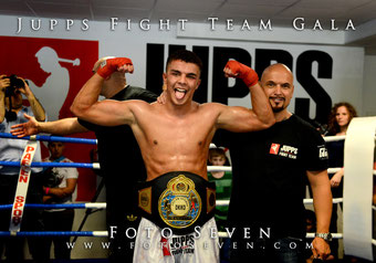 Juppsfight Team Gala 2012