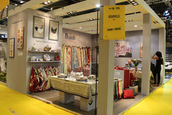 Hall 5A stand P25 COOK & SHARE