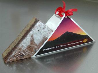 Niesen Torte der Bäckerei & Konditorei Spicher Gunten