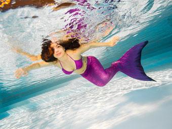 Aktuelle Workshop-Termine Bubble Swim Meerjungfrauen-Schwimmschule