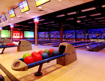 XXL Bowling Duisburg Meine Schatzkarte