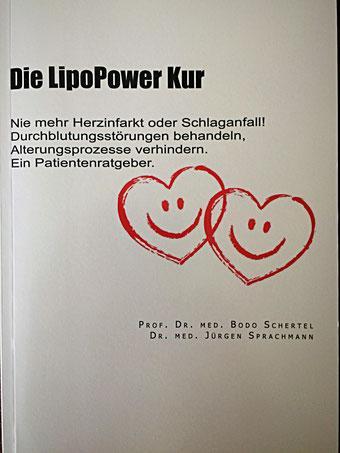 Bei amazon können Sie die LipoPower Kur als Kindle Edition oder als Taschenbuch erwerben. Auch sehen Sie dort Kundenbewertungen über das Buch und mich.