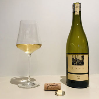 Ziereisen, Chardonnay Hard, 2016