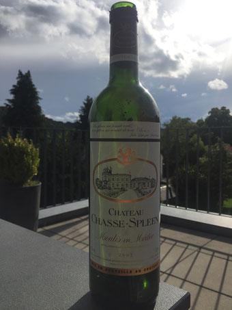 Chateau Chasse-Spleen, 2002