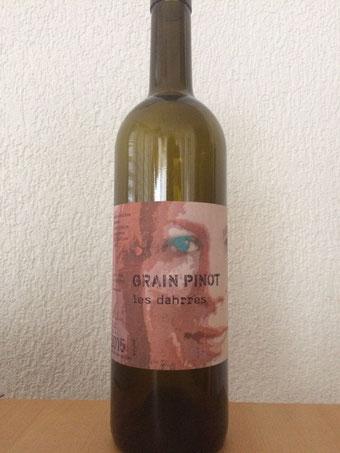 Chappaz, Grain Pinot, Les Dahrres, 2015