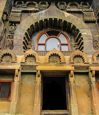 世界遺産「アジャンター石窟群(インド)」、第9窟