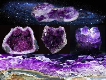 Les minéraux de base pour vous et votre maison - Boutique de minéraux - casa bien-être -