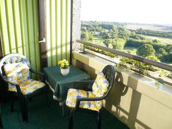 Balkon zwischenzeitlich modernisiert - ein aktuelles Foto folgt schnellstmöglich!