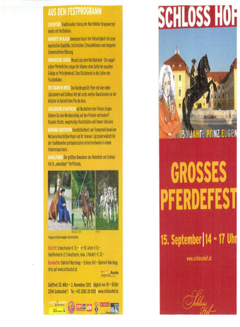 Folder Schlosshof