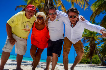 Andys Team von Angie Tours Punta, Cana