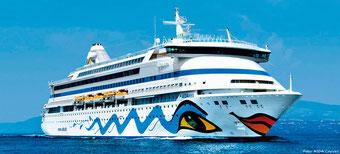 Kreuzfahrtschiff AIDA