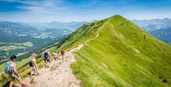 Оберстдорф: отдых в горах