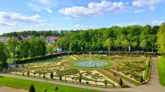 Людвигсбург: прекрасное барокко, не будь ко мне жестоко