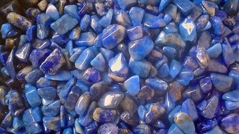 高森幸雄 Yukio Takamori ラピスラズリ精製 Refined Lapis lazuli-1