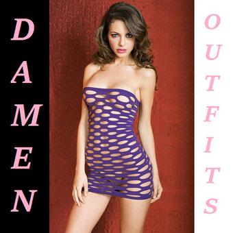 Erotische Kleider und versaute Outfits