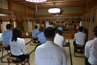 令和2年9月17日 故大窪長吉大人慰霊祭@霊明神社
