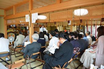 第2回秋湖祭(久坂玄瑞命日祭)記念講演