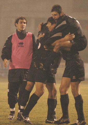 2003-04 Eccellenza Coppa Italia Regionale Derthona-Rivarolese 1-0