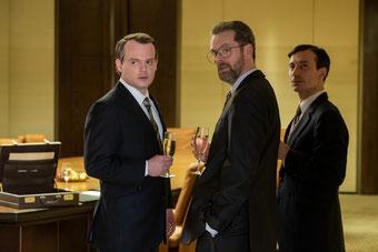 Daniel-Frantisek Kamen ·  Kranke Geschäfte · Rolle Der Verkäufer · Regie Urs Egger · TV-Film · ZDF