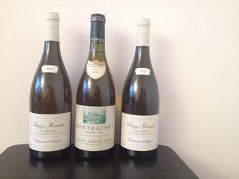 La Garenne, Le Montrachet, Champ-Canet
