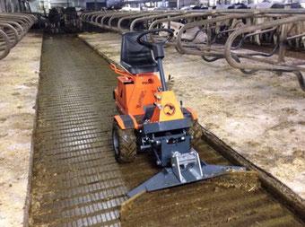 Agro-Widmer Stalleinrichtungen - Tuchel Mini Trac 2