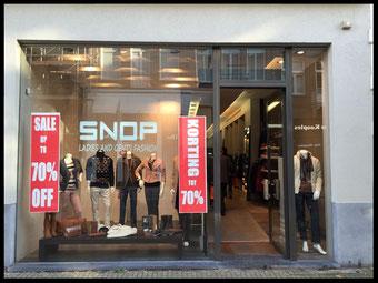 snop, winkel pc hooftstraat