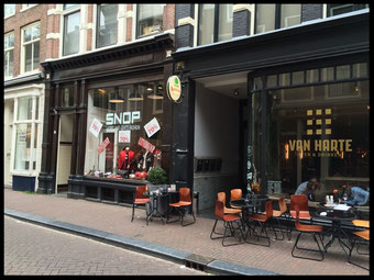 snop outlet jordaan, snop fashion