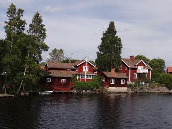 Sunborn La ville de Carl Larsson