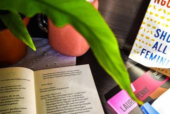 Postvorschlag 1: Die perfekte Leselektüre für den Sommer — Tolle aber kleine Bücher für dein Handgepäck