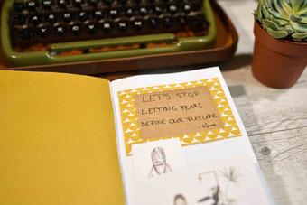 Postvorschlag 2: Über Bauchgefühle und den Wunsch eigene Wege zu gehen