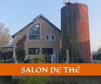 Salon de thé la Cidrerie Sarthe