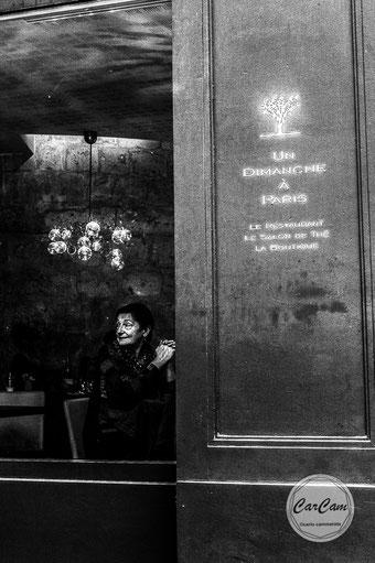 paris, black and white, noir et blanc, art, street photography, CarCam