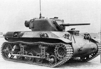 Panzer Sherman = 30 t
