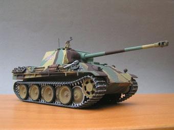 Panzer V (Panther) = 45 t