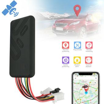 seguridadelectronica.com.gt Rastreador de GPS en tiempo real, dispositivo de seguimiento GSM GPRS para motocicleta de vehículo de automóvil