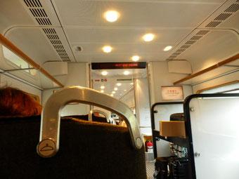 arlanda expressのハンガーマークがFINAIRと同デザイン