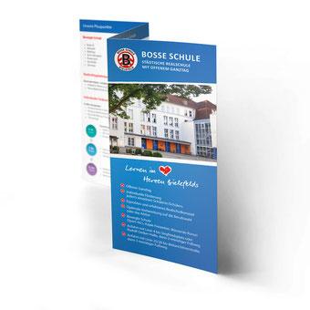 Bosse Schule - Städtische Realschule mit offenem Ganztag
