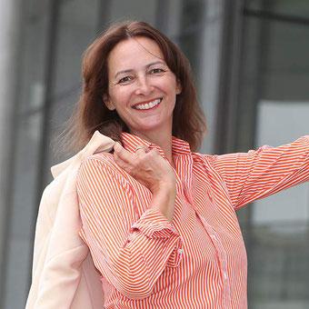 Autorin Bianka Bös, Mitglied im Autorinnenclub. Gründerin