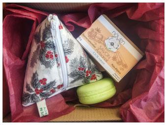 coffret noel noven artisanal savon baume lèvre berlingots