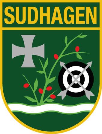 Ärmelwappen - Logo St. Heinrich Sudhagen e.V.