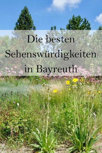 Sehenswürdigkeiten in Bayreuth