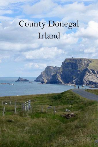 Geheimtipp: Irlands rauer Norden. County Donegal im Nordwesten. #irlandurlaub