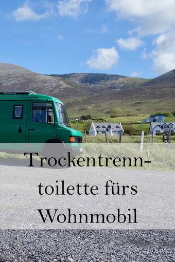 Camping Toilette Alternative: Trockentrenntoilette fürs Wohnmobil
