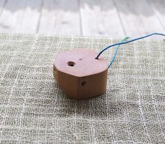 サンバホイッスル~いろいろな木の笛~ Samba Whistle of Various Wood