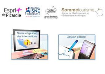 Cycle de formations professionnelles Somme Tourisme - Amiens