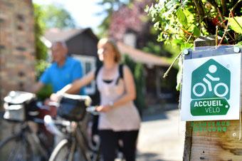 Marque Accueil Vélo Somme Tourisme Amiens